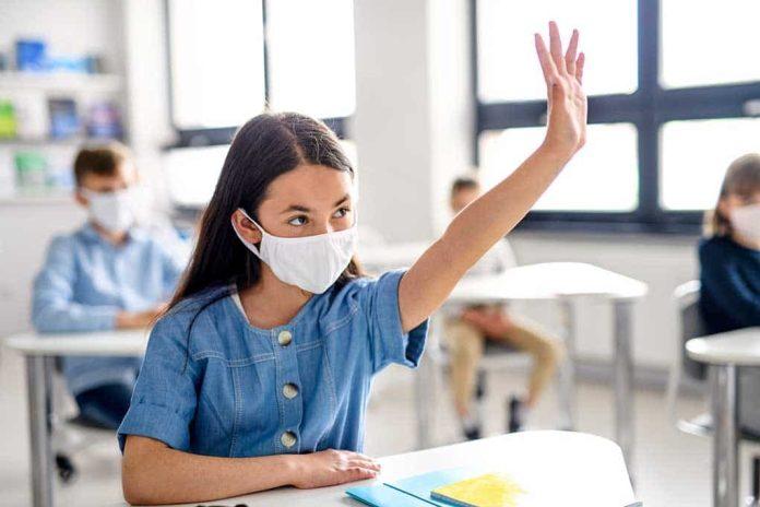 State Legislature Moves to Ban Mask Mandates in Schools