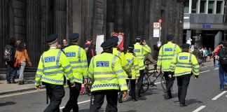 Police Reportedly Leaving Amid Lack of Support