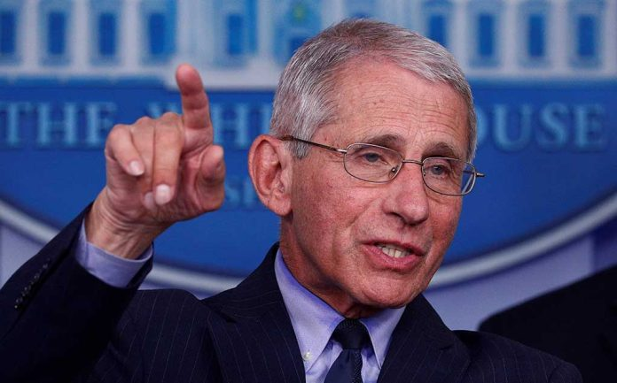Dr. Fauci Admits He's Not Sure COVID-19 Developed Naturally