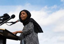 """Ilhan Omar Attacks America for """"Unspeakable Atrocities"""""""