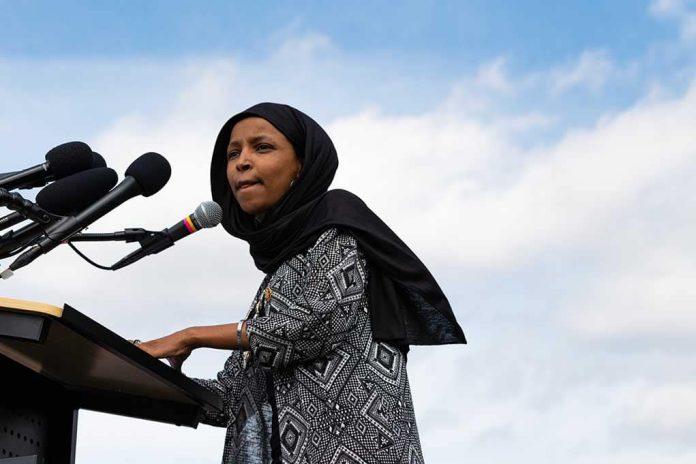 Ilhan Omar Attacks America for