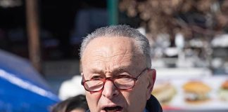 Chuck Schumer Is Mad That Trump Is Winning So Many People Over