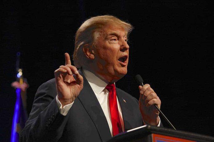 Trump Says Voter Rolls Were
