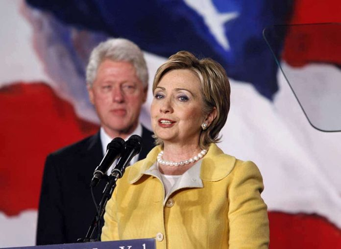 Bill and Hillary Wade Back Into Politics With Private Meeting With Texas Democrats