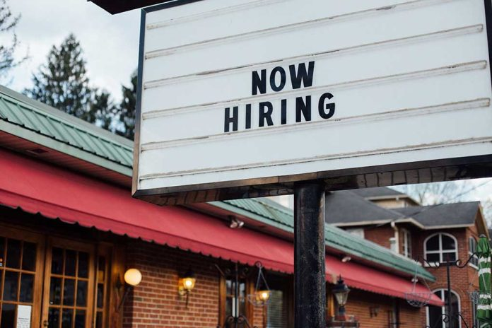 Researchers Find Only 10% of Unemployed People Seeking Work