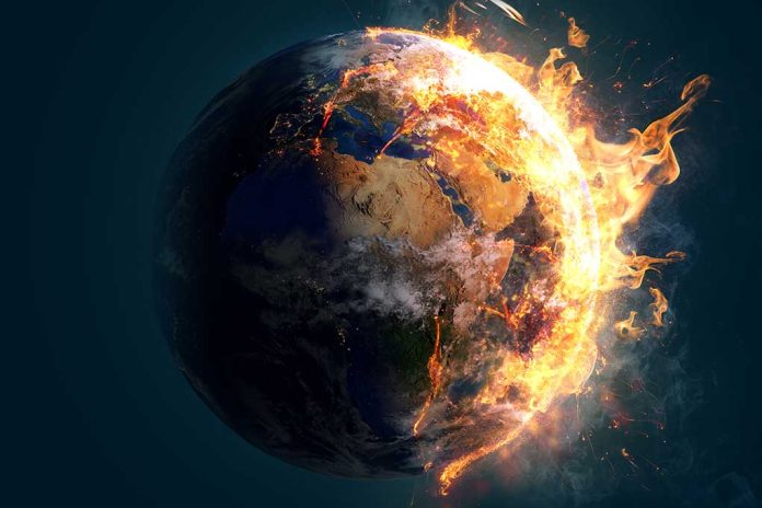Is the World Really Going to Catch Fire?