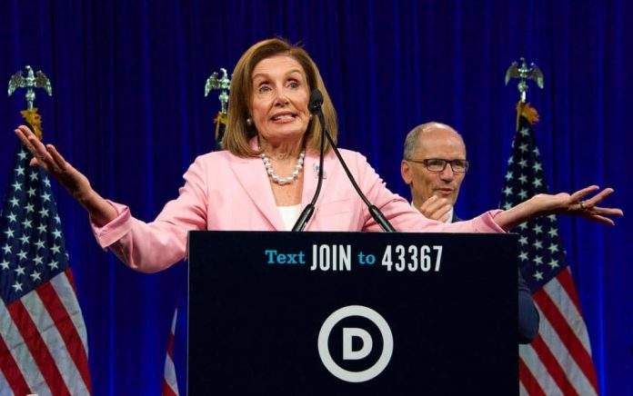 Nancy Pelosi Now in Charge of Infrastructure Bill
