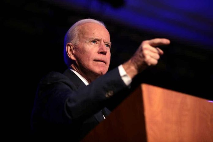Joe Biden Springs Into Action to Cover Up Kamala Harris' Migration Report