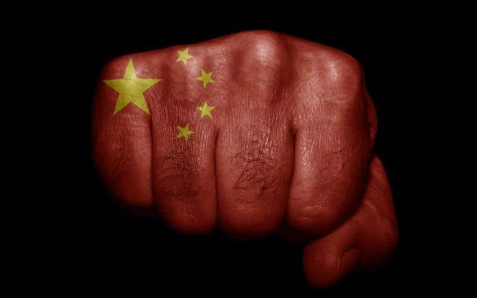 Fed Up With US, China Deploys Warships