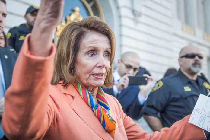 Pelosi Advances Trillion-Dollar Plan