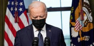 "Biden Pressed Afghanistan to ""Change Perception"" Before Withdrawal"