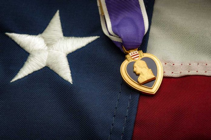 Navy Corpsman Receives Posthumous Honors