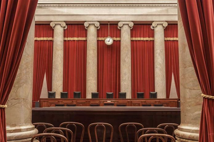 Spotlight on Justice Thomas as Supreme Court Goes Back to Normal