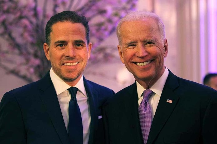 New Emails Allegedly Show the Bidens Shared Money, Influence-Peddling Investigation Gains Merit